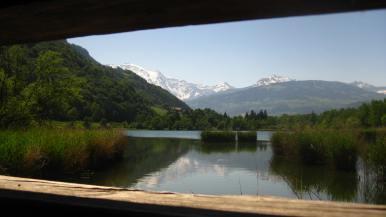 Cabane d'Observation at Lacs des Ilettes© montblancfamilyfun.com