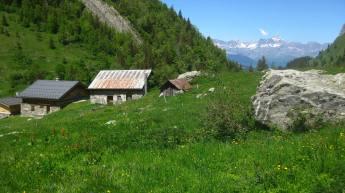 Alpage & Chalets de Miage © montblancfamilyfun.com