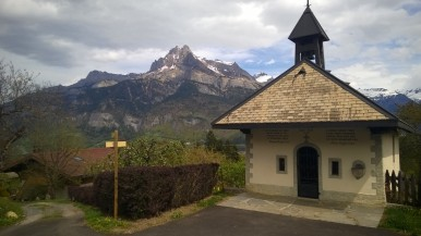 Chapelle de Médonnet © montblancfamilyfun.com