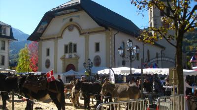 Foire Agricole Saint-Gervais