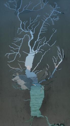 """«Annecy Paysages » / """" Echappéé """" by Sylvie de Meurville © montblancfamilyfun.com"""