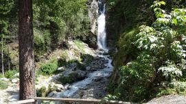 Cascade du Dard © Chamonix Tourisme