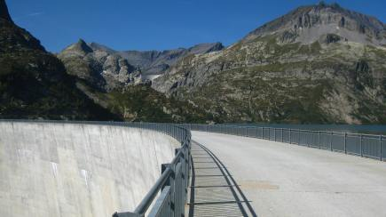 Barrage d'Emosson © montblancfamilyfun.com