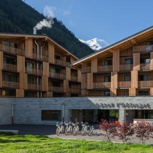 © Hotel Héliopic Chamonix