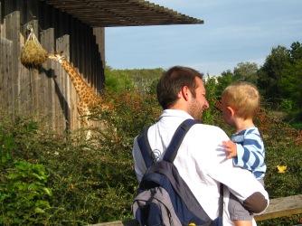 Parc de la Tete d'Or in Lyon © montblancfamilyfun.com