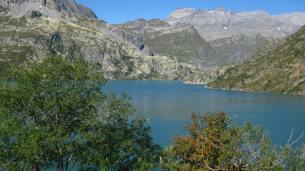 Lac d'Emosson © montblancfamilyfun.com