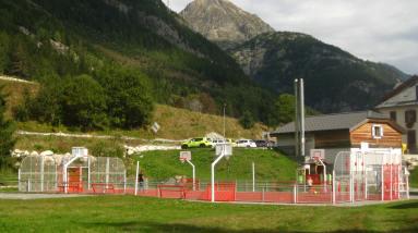 Vallorcine City-Stade © montblancfamilyfun.com