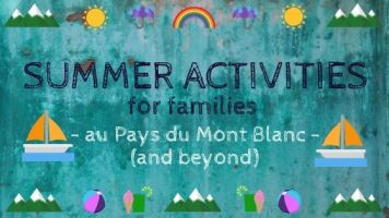 SUMMER ACTIVITIES © montblancfamilyfun.com