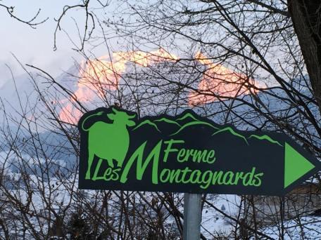 © Ferme les Montagnards