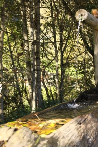 Le Sentier Découverte - car park (Les Contamines-Montjoie) montblancfamilyfun.com