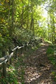 Le Sentier Découverte (Les Contamines-Montjoie) - car park © montblancfamilyfun.com