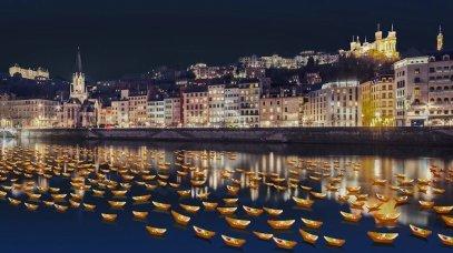 La Fête des Lumières Lyon 2019© Le Bonbon Lyon