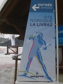 Site Nordique de la Livraz © montblancfamilyfun.com