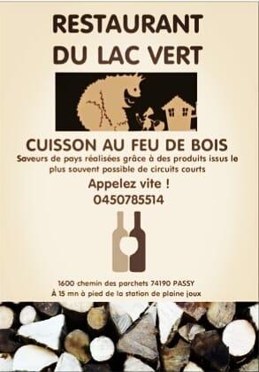 © Restaurant du Lac Vert