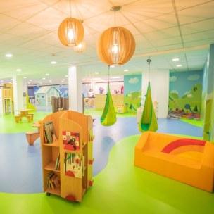 Le Kids Club - l'univers Billy Bosteu © Le Palais