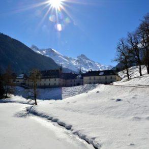 Carmel Le Reposoir winter © Le Reposoir Tourisme