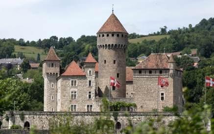 © Château de Montrottier