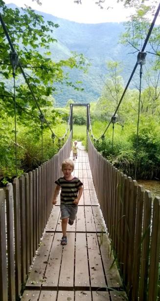 La Réserve Naturelle du Bout-du-Lac (Doussard) © montblancfamilyfun.com