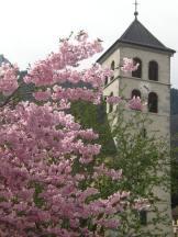 Eglise St Jacques Sallanches