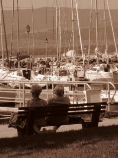Port de Plaisance in Yvoire © montblancfamilyfun.com