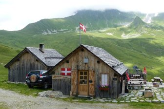 L'Alpage de Balme © chamonix.com