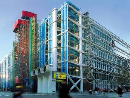 Centre Pompidou © French Moments