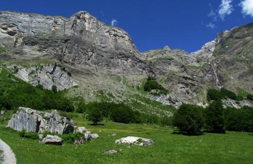 Cascade des Fours © Sallanches Tourisme