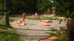 Le Parc du Pontet in Les Contamines © montblancfamilyfun.com