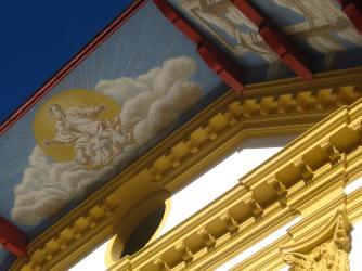 Eglise de Saint Nicolas de Véroce © montblancfamilyfun.com