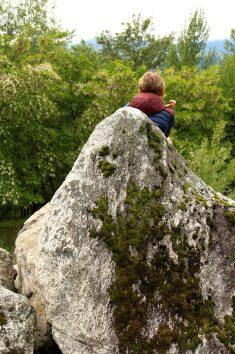 Mountain Store landscape trail © montblancfamilyfun.com