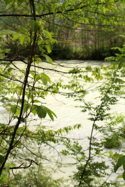 Arve River © montblancfamilyfun.com