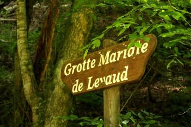 Gorges de Lévaud (Grotte Mariale) Sallanches © montblancfamilyfun.com