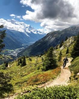 © Chamonix Bike Park La Balme