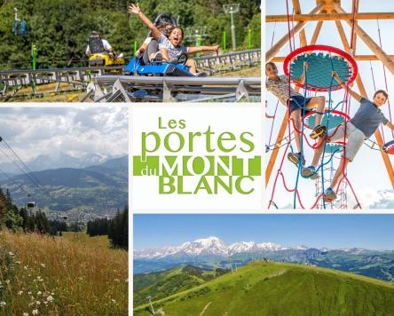 © Les Portes du Mont-Blanc