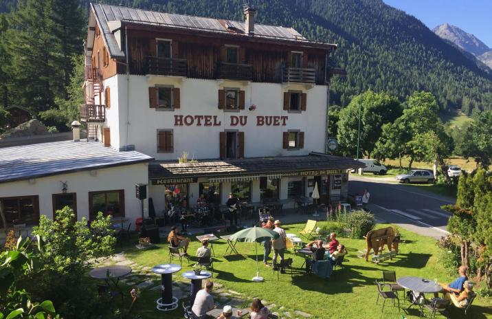 Hotel et Restaurant Le Buet