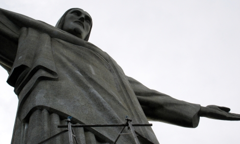 Christ the Redeemer in Rio © montblancfamilyfun.com