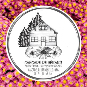 Buvette de La Cascade de Bérard logo © La Cascade de Bérard