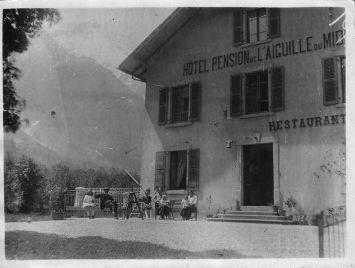 © Hôtel Aiguille du Midi