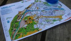 Parcours Orientation La Moraine © montblancfamilyfun.com