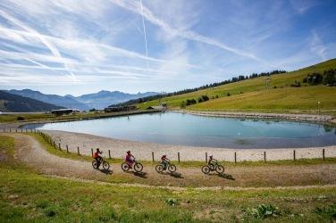 Bike Park des Saisies © Les Saisies