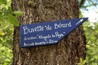 La Cascade de Bérard