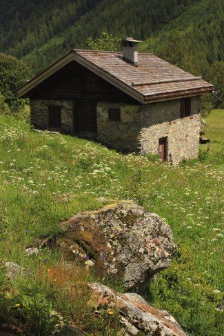 Le hameau de La Poya © montblancfamilyfun.com