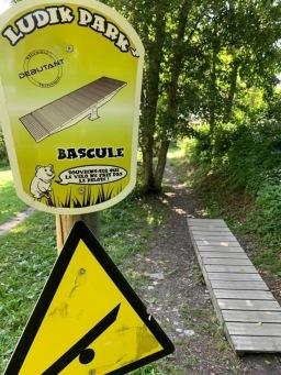 Ludik Park (Base de Loisirs des Belles) © Praz-sur-Arly Tourisme