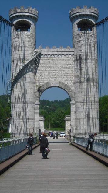Les Ponts de la Caille - le pont Charles-Albert © montblancfamilyfun.com