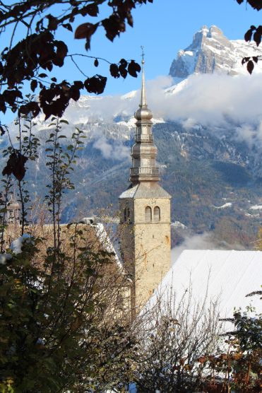 Église Saint-Nicolas de Combloux © montblancfamilyfun.com