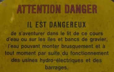 La Gorge du Glacier (Argentière) - cable © montblancfamilyfun.com