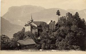 Châtillon-sur-Cluses © Wikipedia
