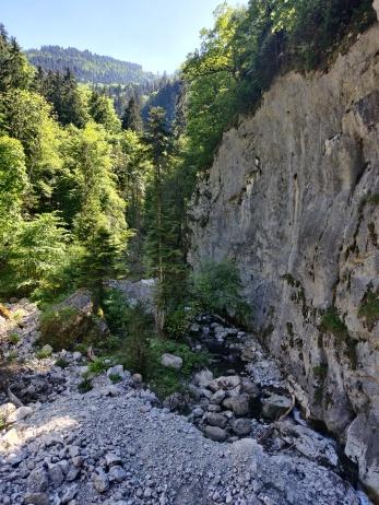 Gorges du Bronze © Mont-Saxonnex Tourisme