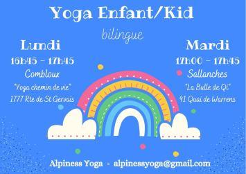 © Alpiness Yoga
