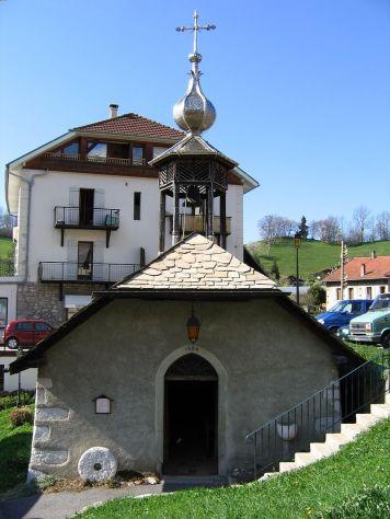 Chapelle de Pincru © Mont-Saxonnex Tourisme